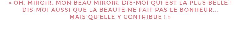 Blog beauté LCDM