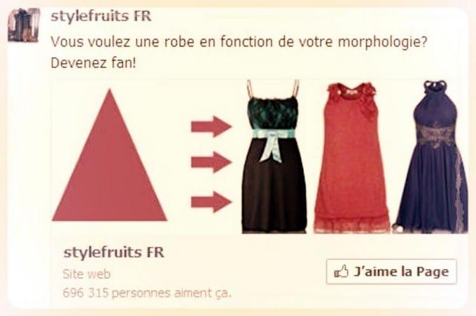 Coup de gueule contre Stylefruits.fr.