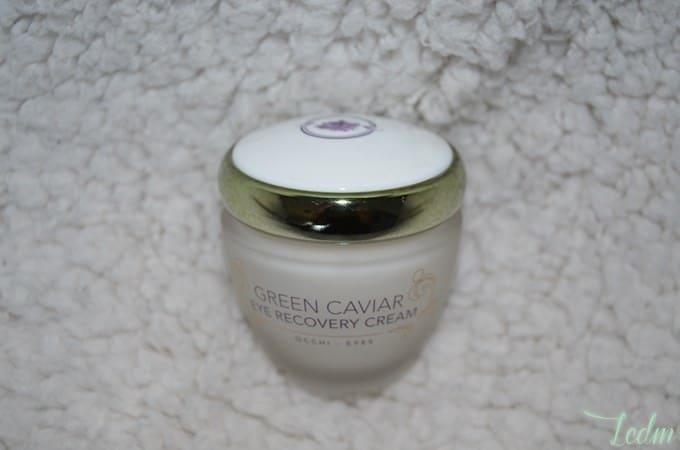 Crème green caviar contour des yeux