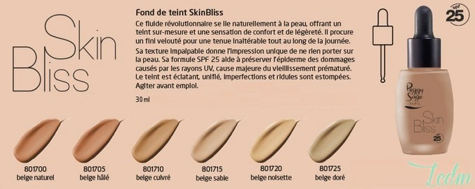 Gamme Skin Bliss Peggy Sage
