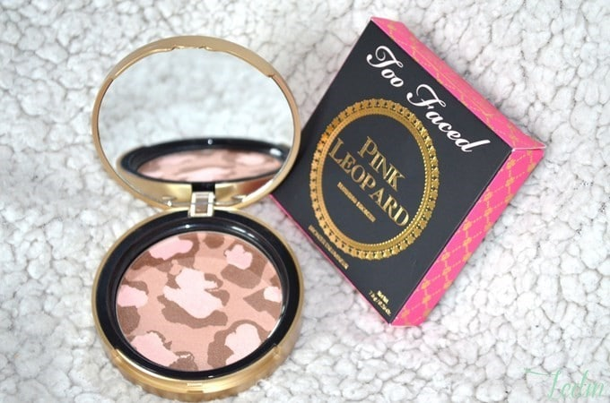 Pink Leopard Too Faced