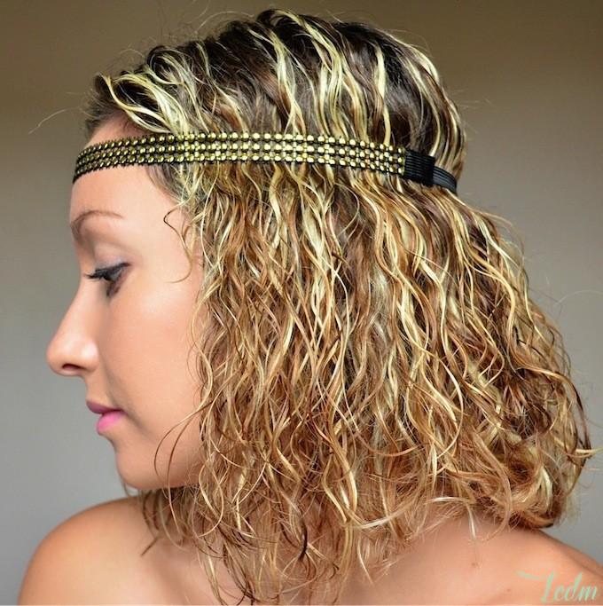 5 façons de porter un headband.