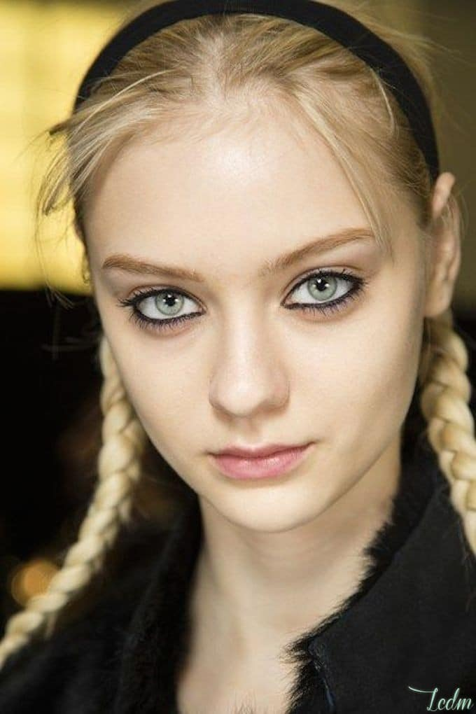 Make-up automne/hiver 2014 Marc Jacobs