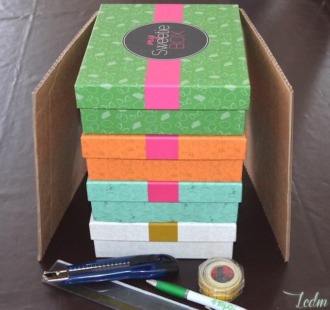 Recycler box beauté: un jeu d'enfant.