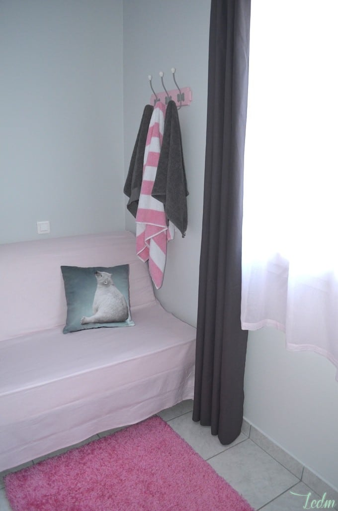 Id es d co chambre b b fille for Deco chambre fille bebe