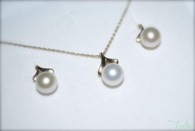 Conseil d'entretien des perles de culture