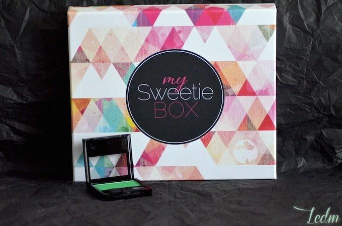 My Sweetie Box Pretty Selfie: ombre à paupières Laura Clauvi