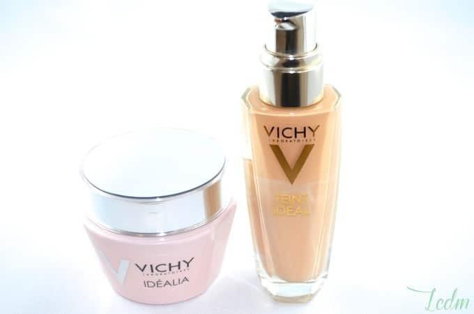 Fond de teint lumière Idéalia de Vichy