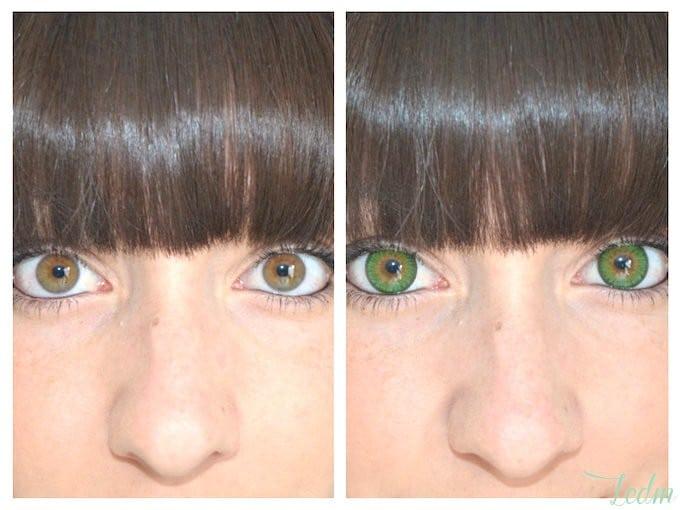Opticea lentilles de couleur