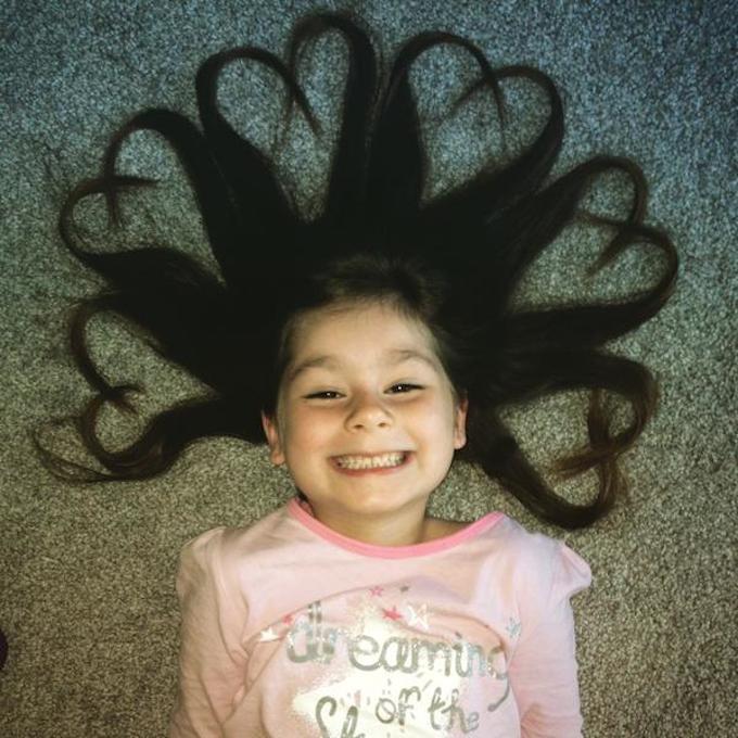 Enfant #hearthair