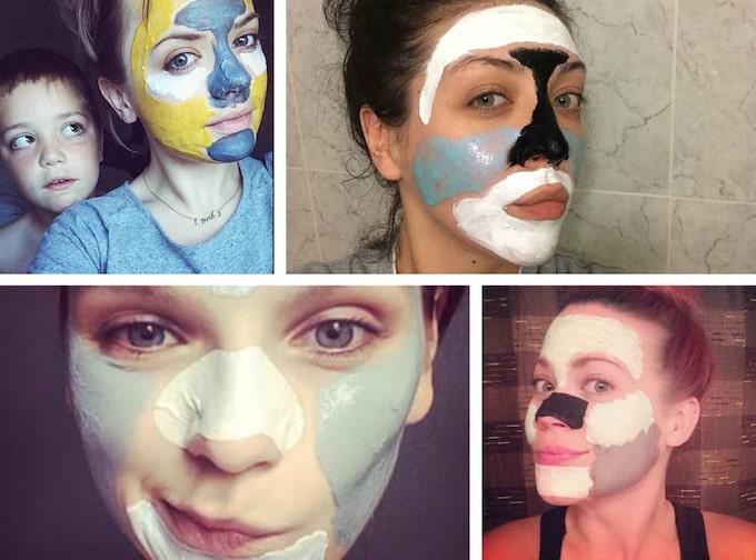 #Multimasking