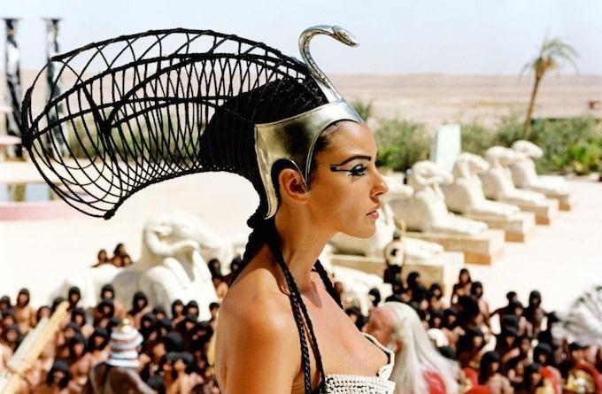 Secrets de beauté des égyptiennes