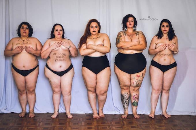 Mariana Godoy fatphobia