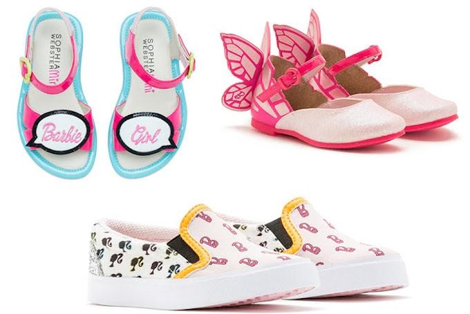 Chaussures enfant Barbie