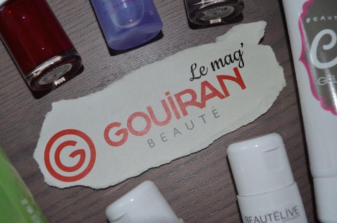 Webzine Gouiran Beauté