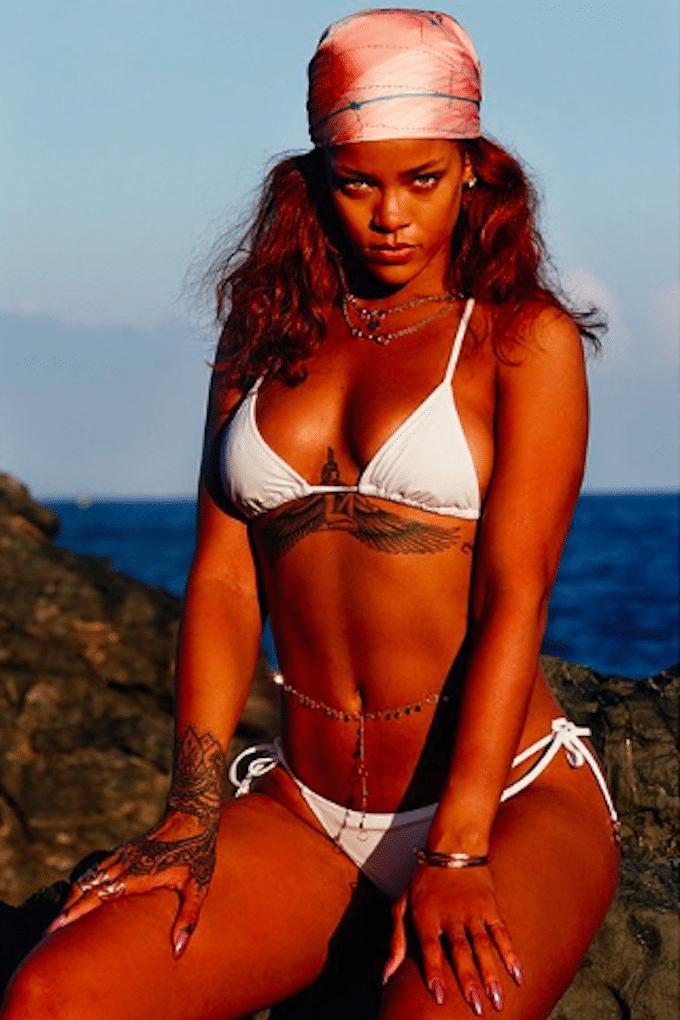 Thighbrow's Rihanna