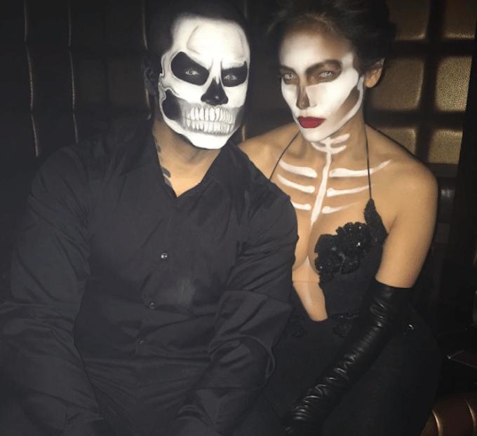 Jennifer Lopez Halloween 2015