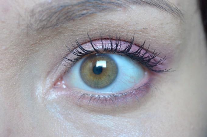 Look yeux Sleek MakeUp
