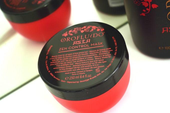 Masque Orofluido Asia
