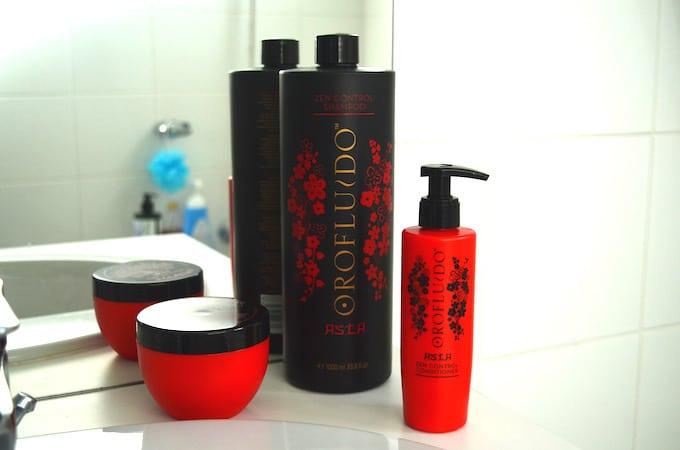 Shampoing Orofluido Asia Zen Control de Revlon