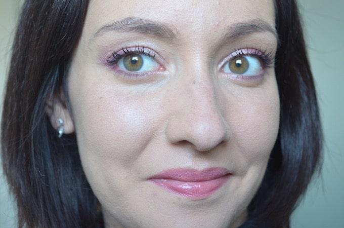 Maquillage yeux + bouche Sleek