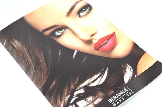 Avis Berangé make-up Paris