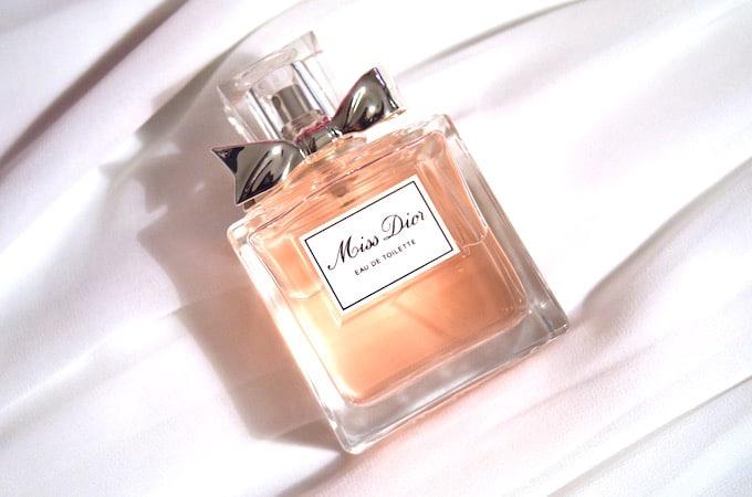 Miss dior mon parfum depuis des ann es - Eau de toilette synonyme ...