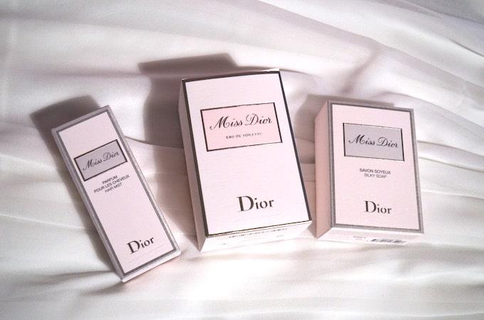 Savon soyeux Miss Dior