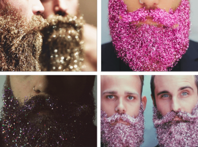 #Glitterbeard