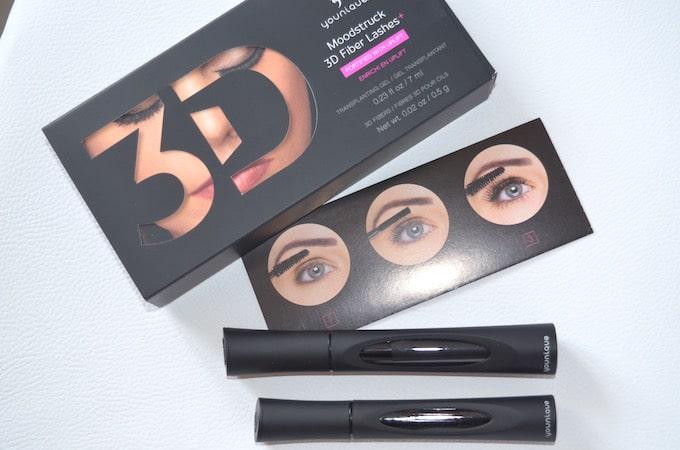 Coffret mascara Younique 3D+
