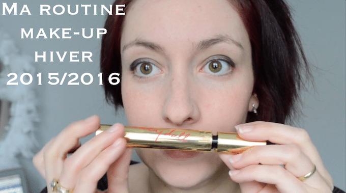 Routine make-up Les Critiques De Marine