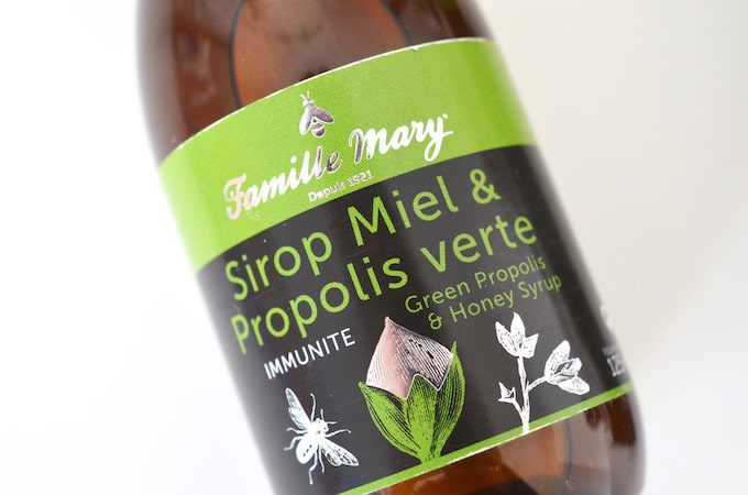 Sirop miel Famille Mary