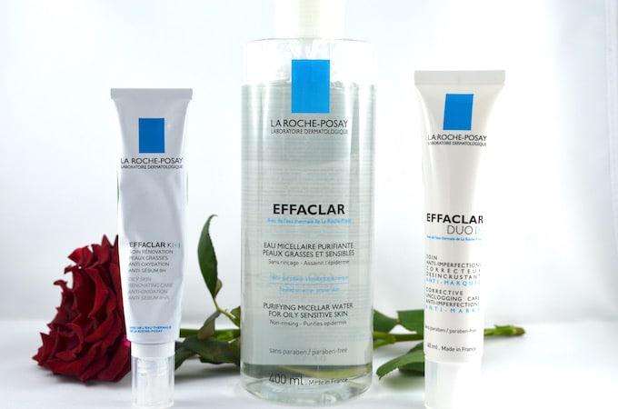 Gamme produits Effaclar