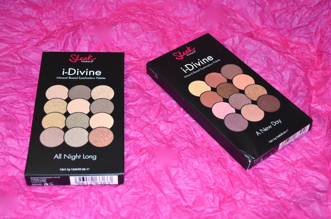 I-Divine Sleek MakeUp