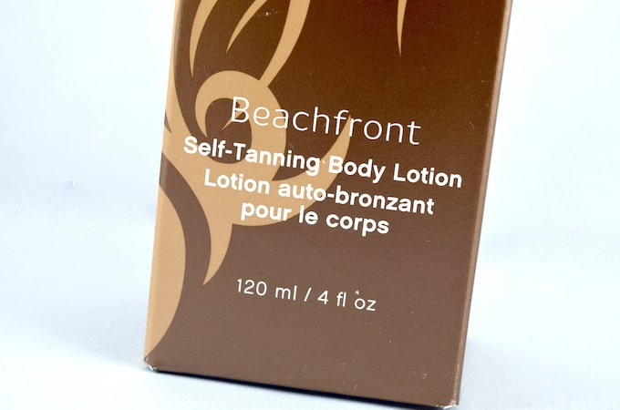 Lotion autobronzante Beachfront