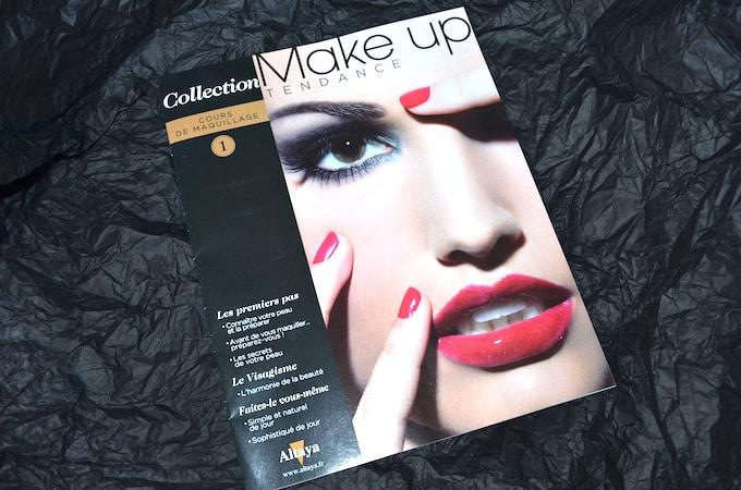 Fascicule maquillage tendance