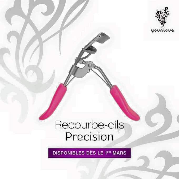 Recourbe-cils Precision