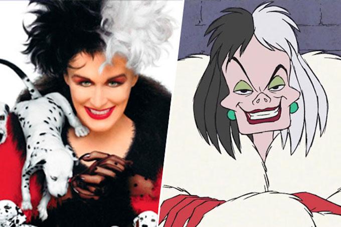 La tendance inspirée de Cruella