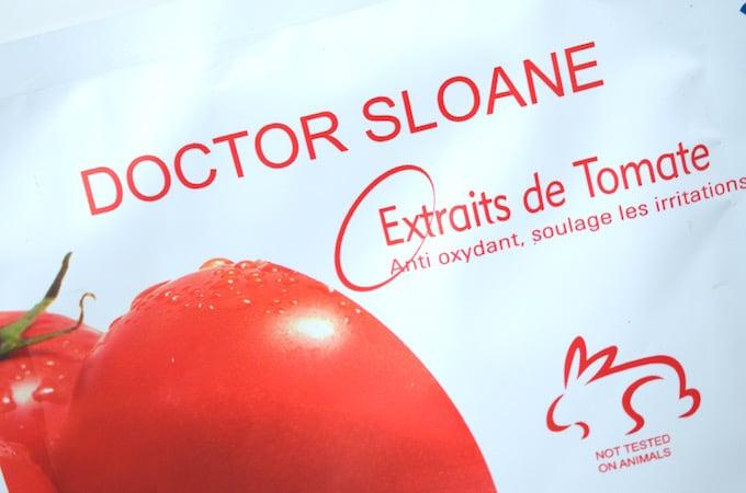 Extraits de tomate Doctor Sloane