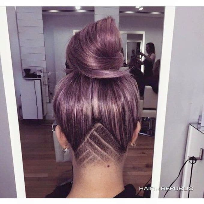 Tendance printemps 2016 undercut