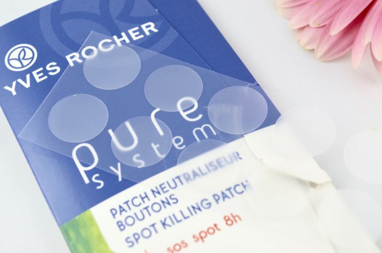 Yves Rocher patch Pure System