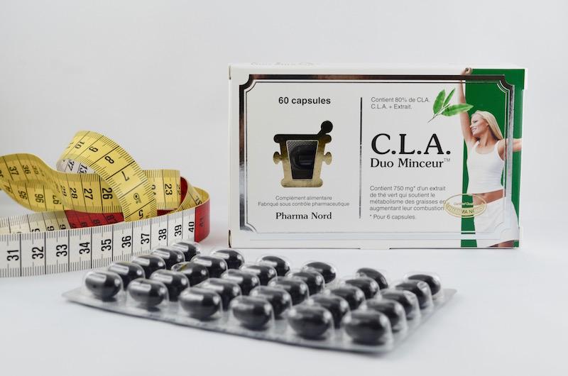 Compléments alimentaires CLA Duo Minceur