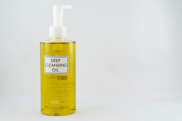 Huile démaquillante visage et yeux Deep Cleansing Oil