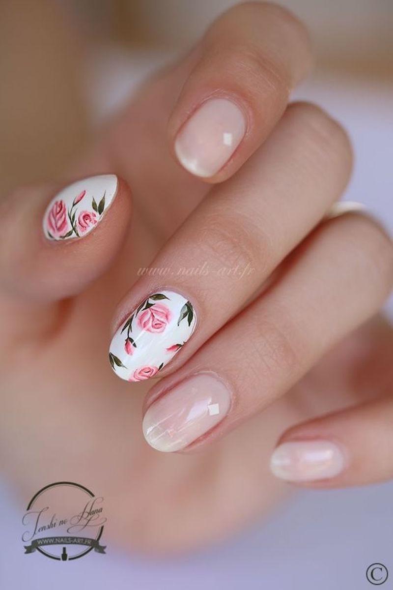 ongles-fleuris