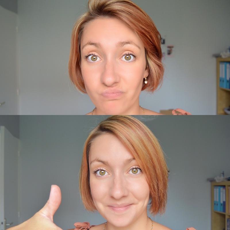 Beautélive : avant/après
