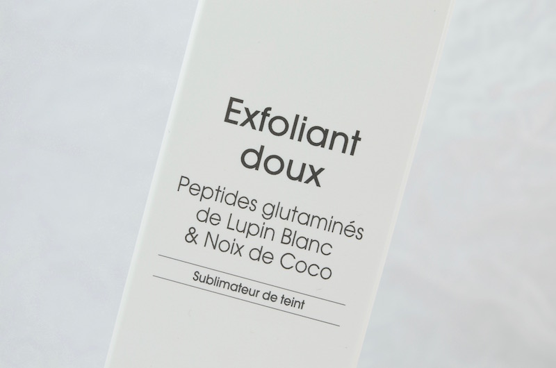 Effiderm : exfoliant