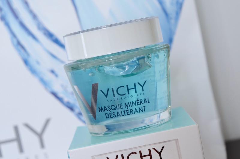 Masque minéral Vichy