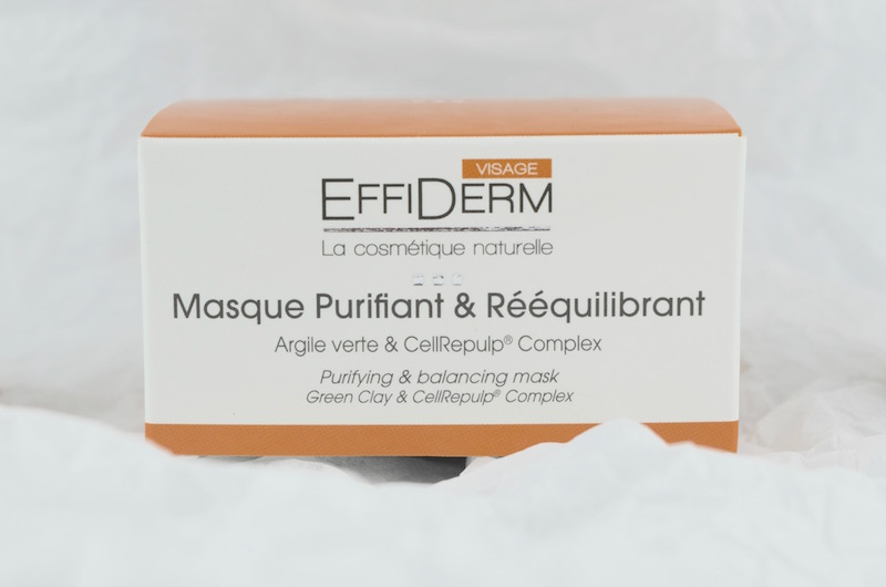 Effiderm : masque anti-imperfections