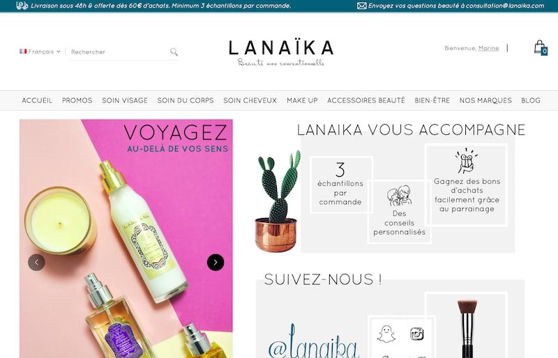 Lanaika.com