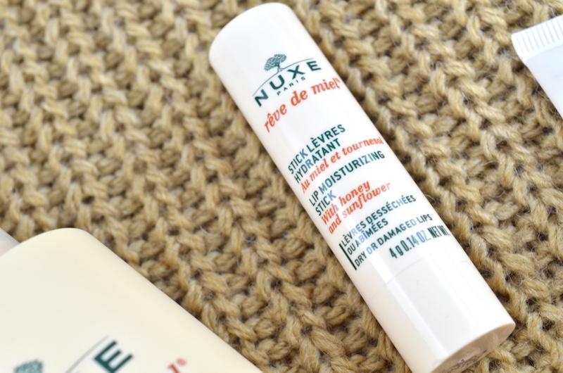 Stick lèvres miel Nuxe